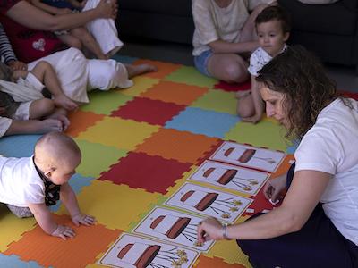 Ateliers Anglais pour tout petits avec English Insiders
